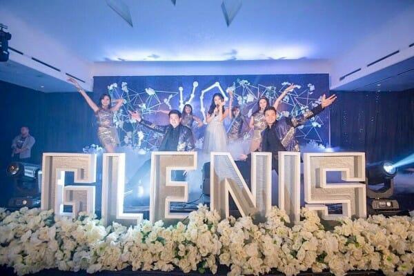 Glenis Birthday Party
